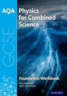 AQA GCSE Physics for Combined Science (Trilogy) Workbook: Foundation, Paperback / softback Book
