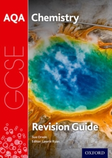 AQA GCSE Chemistry Revision Guide, Paperback / softback Book