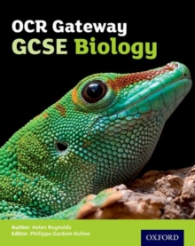 OCR Gateway GCSE Biology Student Book, Paperback Book