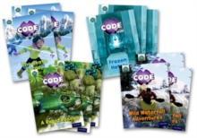 Project X CODE Extra: Orange Book Band, Oxford Level 6: Fiendish Falls and Big Freeze, Mixed Pack of 4, Undefined Book