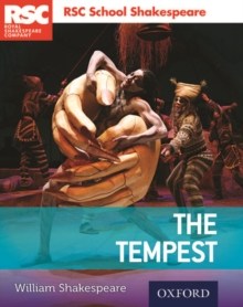 RSC School Shakespeare: The Tempest, Paperback / softback Book