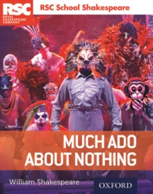 RSC School Shakespeare: Much Ado About Nothing, Paperback / softback Book