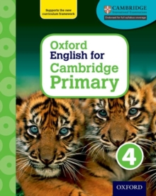 Oxford English for Cambridge Primary Student Book 4, Mixed media product Book