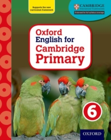 Oxford English for Cambridge Primary Student Book 6, Mixed media product Book