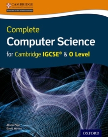 Complete Computer Science for Cambridge IGCSE (R) & O Level, Mixed media product Book