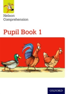 Nelson Comprehension: Year 1/Primary 2: Pupil Book 1, Paperback Book