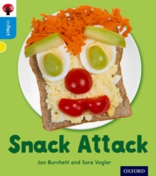 Oxford Reading Tree inFact: Oxford Level 3: Snack Attack, Paperback / softback Book