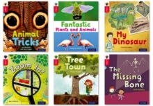 Oxford Reading Tree inFact: Oxford Level 4: Mixed Pack of 6, Undefined Book