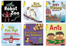 Oxford Reading Tree inFact: Oxford Level 5: Class Pack of 36, Undefined Book