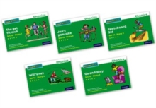 Read Write Inc. Phonics: Green Set 1A Storybooks Mixed Pack of 5, Undefined Book