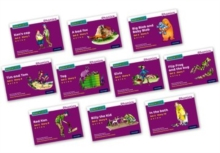 Read Write Inc. Phonics: Purple Set 2 Storybooks Mixed Pack of 10, Multiple copy pack Book