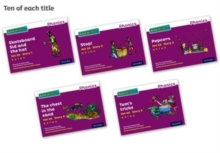 Read Write Inc. Phonics: Purple Set 2A Storybooks Pack of 50, Multiple copy pack Book