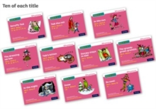 Read Write Inc. Phonics: Pink Set 3 Storybooks Pack of 100, Multiple copy pack Book