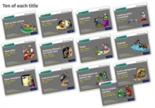 Read Write Inc. Phonics: Grey Set 7 Storybooks Pack of 130, Multiple copy pack Book