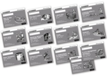 Read Write Inc. Phonics: Black and White Grey Set 7 Storybooks Mixed Pack of 13, Multiple copy pack Book