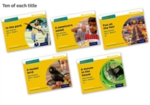 Read Write Inc. Phonics: Yellow Set 5 Non-fiction Pack of 50, Multiple copy pack Book