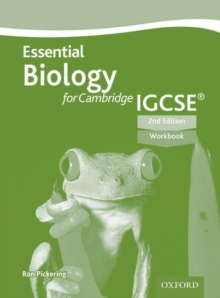 Essential Biology for Cambridge IGCSE (R) Workbook, Paperback Book