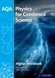 AQA GCSE Physics for Combined Science (Trilogy) Workbook: Higher, Paperback Book