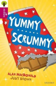 Oxford Reading Tree All Stars: Oxford Level 10 Yummy Scrummy : Level 10, Paperback / softback Book