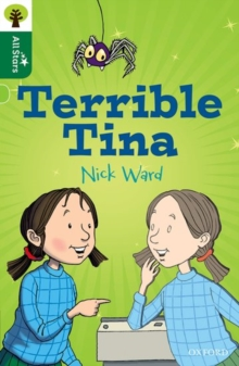 Oxford Reading Tree All Stars: Oxford Level 12        : Terrible Tina, Paperback / softback Book