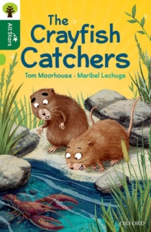 Oxford Reading Tree All Stars: Oxford Level 12        : The Crayfish Catchers, Paperback / softback Book