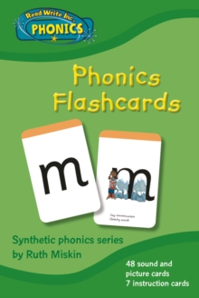 Read Write Inc. Home: Phonics Flashcards, Cards Book