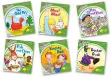 Oxford Reading Tree Songbirds Phonics: Level 2 : Oxford Reading Tree Songbirds Phonics: Level 2: Mixed Pack of 6 Pack of 6 Level 2, Undefined Book