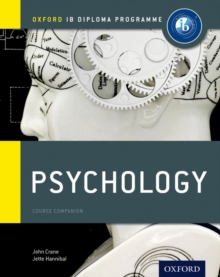 IB Psychology Course Book: Oxford IB Diploma Programme, Paperback Book