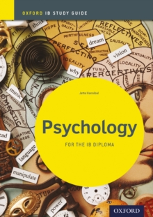 Psychology Study Guide: Oxford IB Diploma Programme, Paperback Book