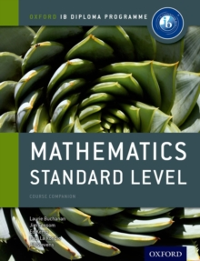 IB Mathematics Standard Level Course Book: Oxford IB Diploma Programme, Mixed media product Book