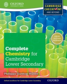 Complete Chemistry for Cambridge Secondary 1 Student Book : For Cambridge Checkpoint and Beyond, Paperback Book