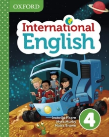 Oxford International Primary English Student Book 4, Paperback / softback Book