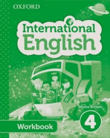 Oxford International Primary English Student Workbook 4, Paperback Book