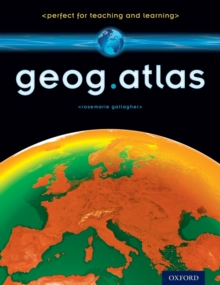 geog.atlas, Paperback Book