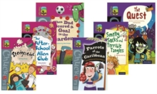 Oxford Reading Tree TreeTops Chucklers: Oxford Level 10-11: Pack of 36, Multiple copy pack Book