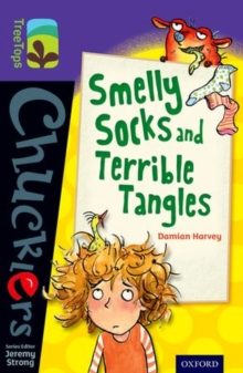 Oxford Reading Tree TreeTops Chucklers: Level 11: Smelly Socks and Terrible Tangles, Paperback Book