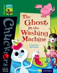Oxford Reading Tree TreeTops Chucklers: Level 12: The Ghost in the Washing Machine, Paperback Book