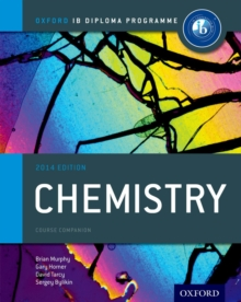 IB Chemistry Course Book: Oxford IB Diploma Programme, Paperback Book