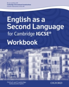 Complete English as a Second Language for Cambridge IGCSE (R) : Workbook, Mixed media product Book