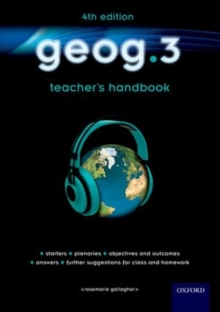 geog.3 Teacher's Handbook, Paperback / softback Book