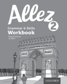 Allez: Grammar & Skills Workbook 2 (8 pack), Multiple copy pack Book
