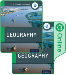 IB Geography Print and Online Course Book Pack: Oxford IB Diploma Programme, Mixed media product Book