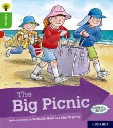 Oxford Reading Tree Explore with Biff, Chip and Kipper: Oxford Level 2: The Big Picnic, Paperback Book