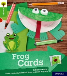 Oxford Reading Tree Explore with Biff, Chip and Kipper: Oxford Level 2: Frog Cards, Paperback Book