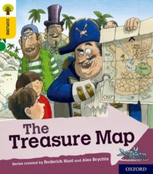 Oxford Reading Tree Explore with Biff, Chip and Kipper: Oxford Level 5: The Treasure Map, Paperback / softback Book