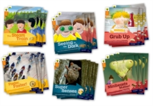 Oxford Reading Tree Explore with Biff, Chip and Kipper: Level 6: Class Pack of 36, Multiple copy pack Book