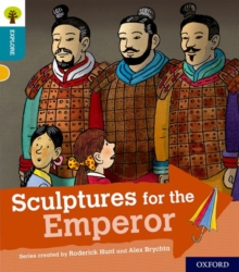 Oxford Reading Tree Explore with Biff, Chip and Kipper: Oxford Level 9: Sculptures for the Emperor, Paperback / softback Book