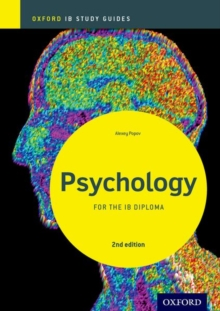 IB Psychology Study Guide: Oxford IB Diploma Programme, Mixed media product Book