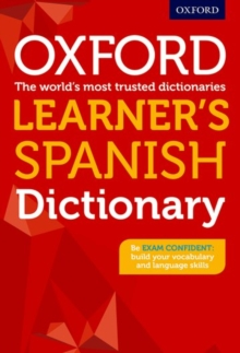 Oxford Learner's Spanish Dictionary, Mixed media product Book