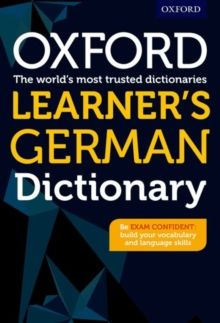 Oxford Learner's German Dictionary, Mixed media product Book